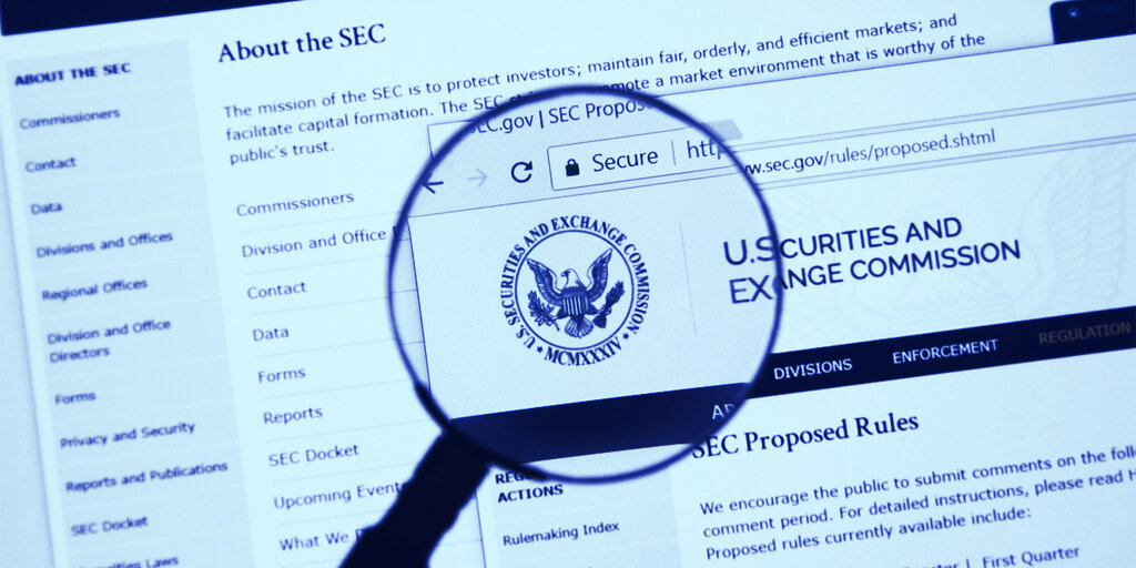 Secret SEC investigation into ICOs puts startups at risk - Decrypt