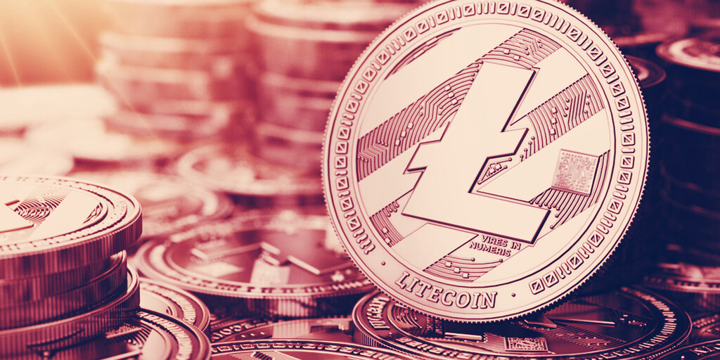 Litecoin Surged 52% This Week by Riding Bitcoin Boom