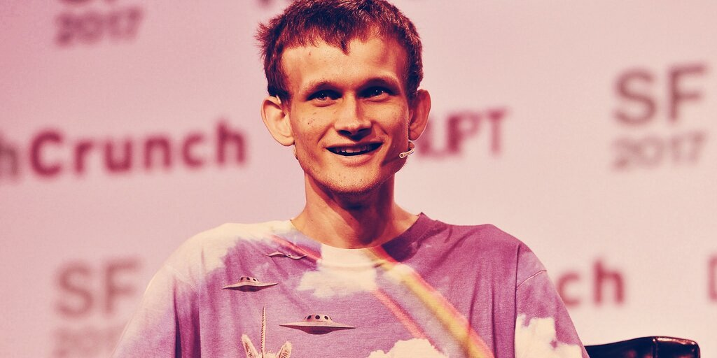 Ethereum's Vitalik Buterin Says We Need to Talk About Wallet Security
