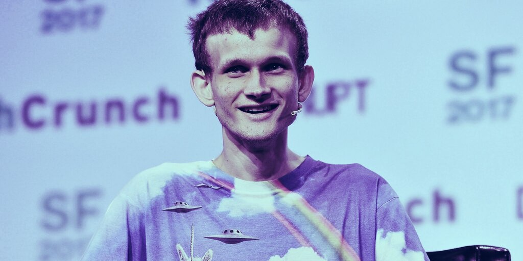 Vitalik Buterin Now Owns More Than $1 Billion in Ethereum