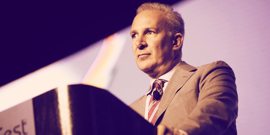 Peter Schiff Banked Known Criminals, Tax Probe Claims