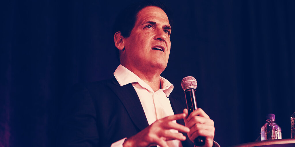 Mark Cuban Reveals What's in His Ethereum Wallet