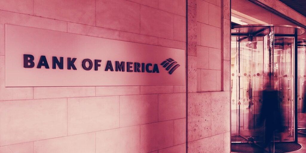 Bank of America joins trial for coronavirus passports