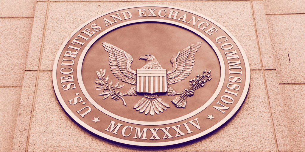 The SEC killed ICOs. DeFi could be next