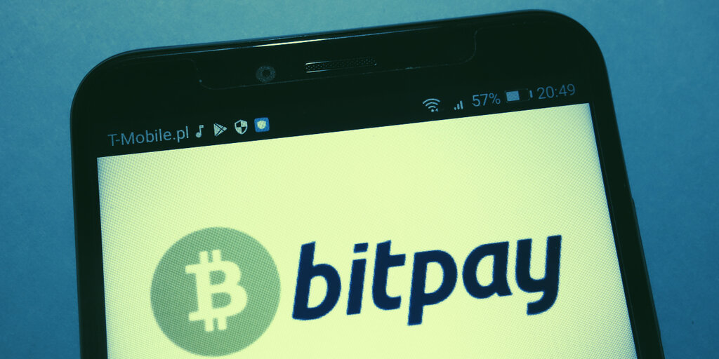 US Gov Fines Crypto Payments Firm BitPay For Servicing Sanctioned Countries