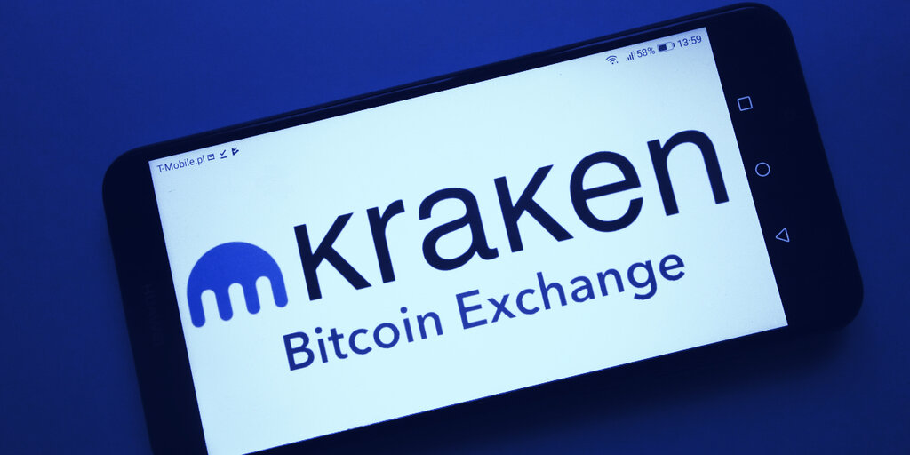 Kraken Creates VC Fund for Boosting Crypto Innovation
