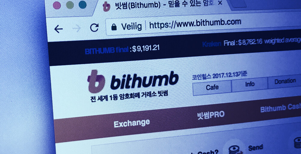 Nexon May Acquire Bithumb at $460 Million Valuation