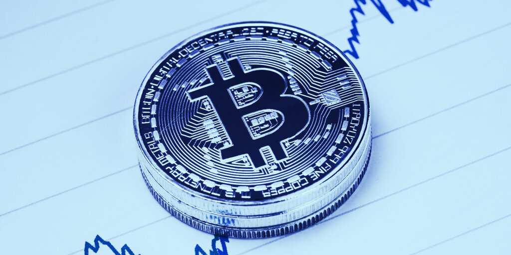 Bitcoin smashes past $8500 per coin with 8% jump in price - Decrypt