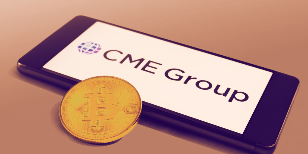 CME Bitcoin options set new record in trading volume