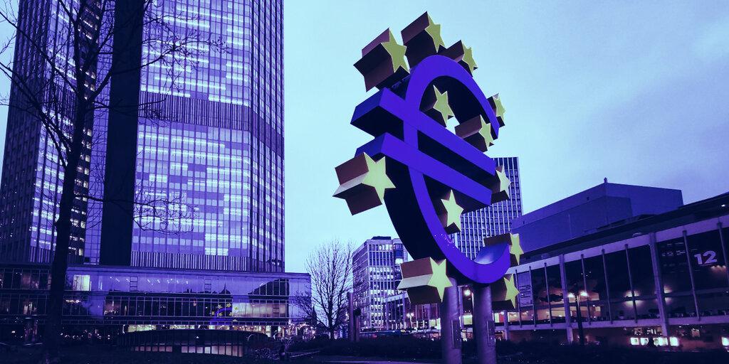 ECB: Half of Europeans Think Blockchain Solves Counterfeit Digital Euros