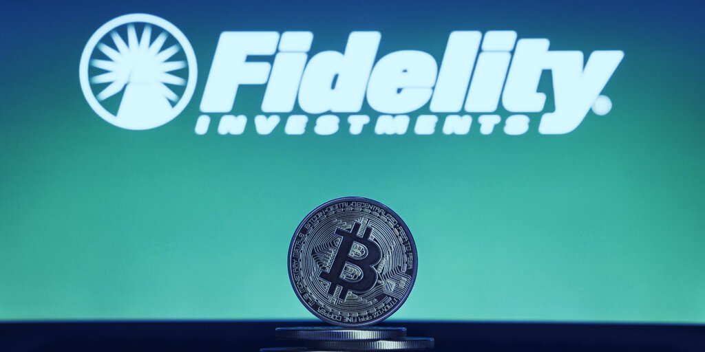 Wall Street's Fidelity Mounts Defense For Bitcoin