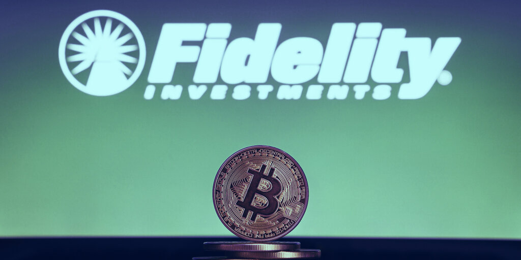 Fidelity Is Taking Its Crypto Biz Into the Asian Market