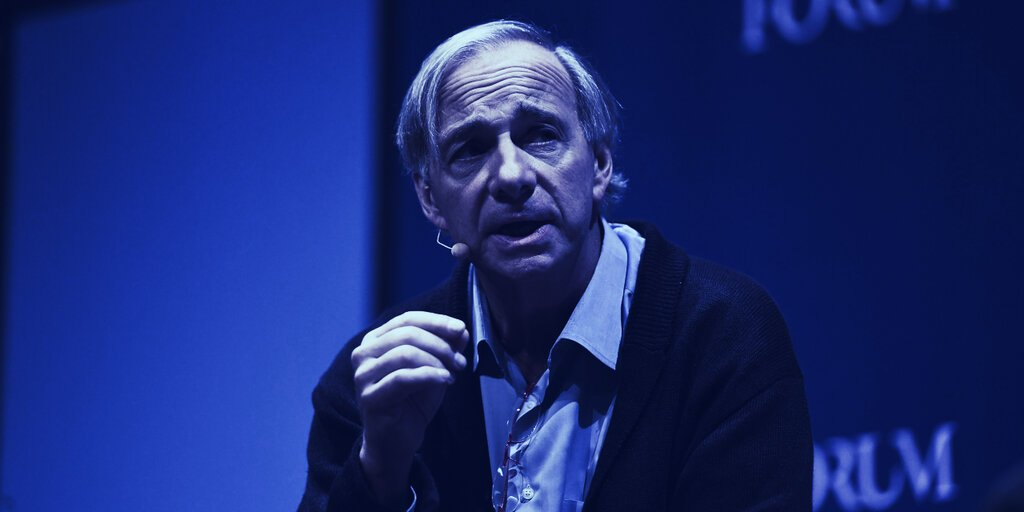 Ray Dalio Says He Owns 'Some' Bitcoin