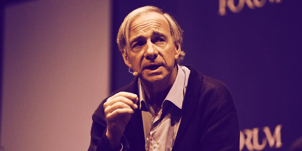 Ray Dalio Confirms Bitcoin Is On Bridgewater's Investment Radar - Decrypt