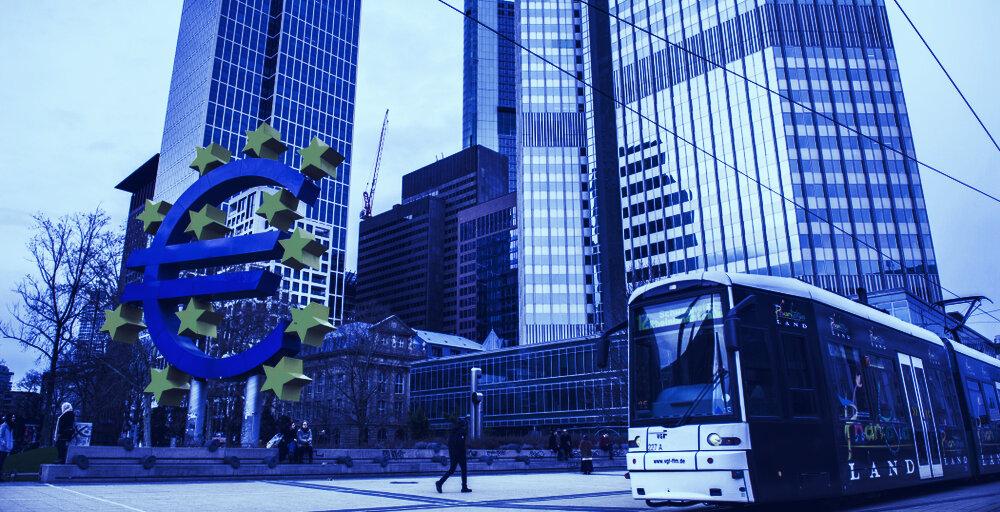 European Central Bank Eyes 'Digital Euro' Trademark