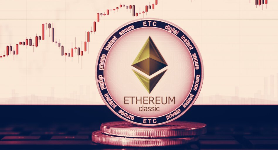 Ethereum Classic Grows 40% Overnight, Sets All-Time High