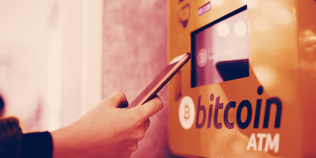 Feds shut down illegal $25 million Bitcoin ATM business