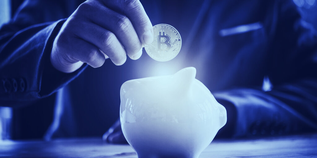 Only 5% of Financial Execs Would Hold Bitcoin: Survey