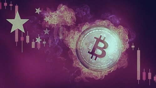 Token burning and the battle for crypto trading in China
