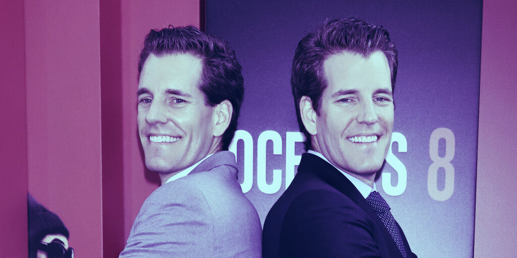 Winklevoss-led Gemini Launches High Yield Crypto Accounts