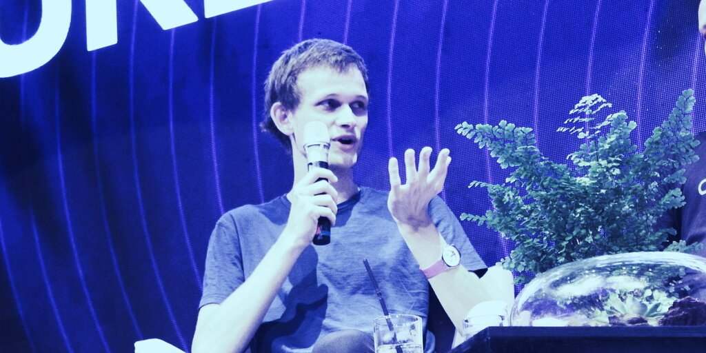 Vitalik Buterin Sold 500,000 Ethereum to Mike Novogratz for $0.99 Each