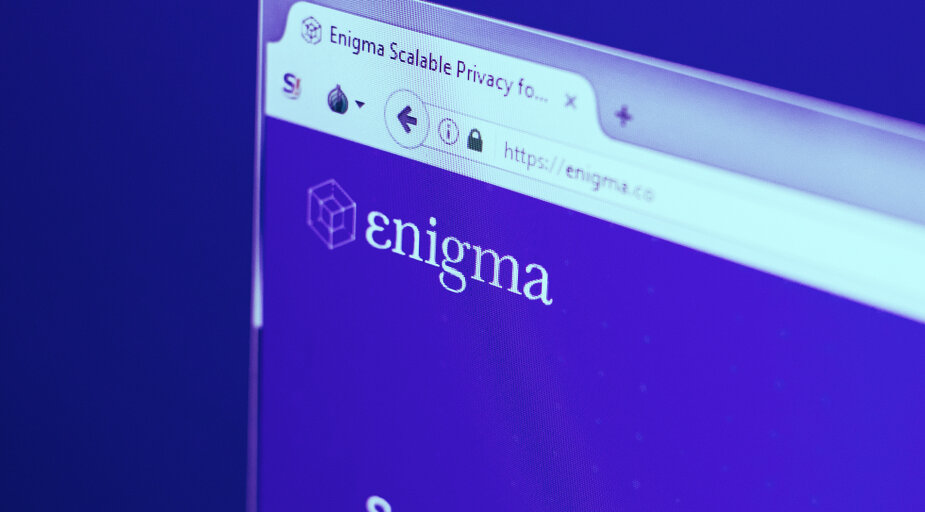 SEC drops the hammer on <bold>Enigma's</bold> $45 million ICO