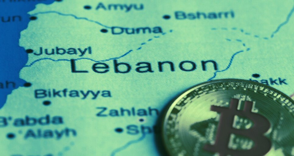 Lebanese Lira collapses, is now worth one satoshi