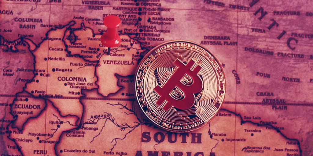 Bitcoin now accepted across 20,000 retailers in Venezuela