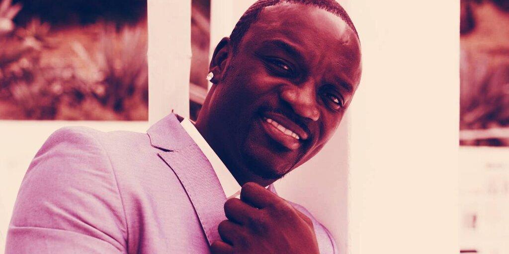 Rapper Akon Partners With Social Crypto Platform Roll