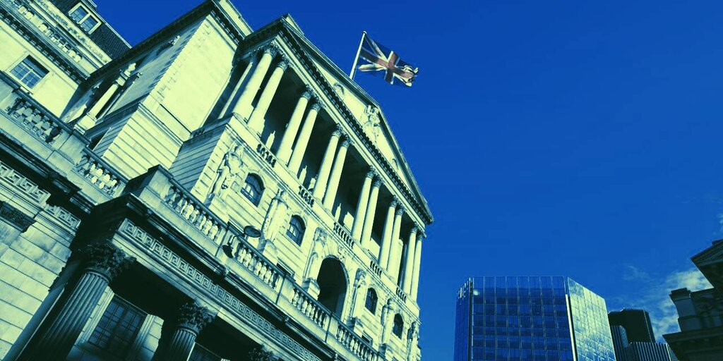 Bitcoin for Payments Is a Bad Idea, Says Bank of England Head