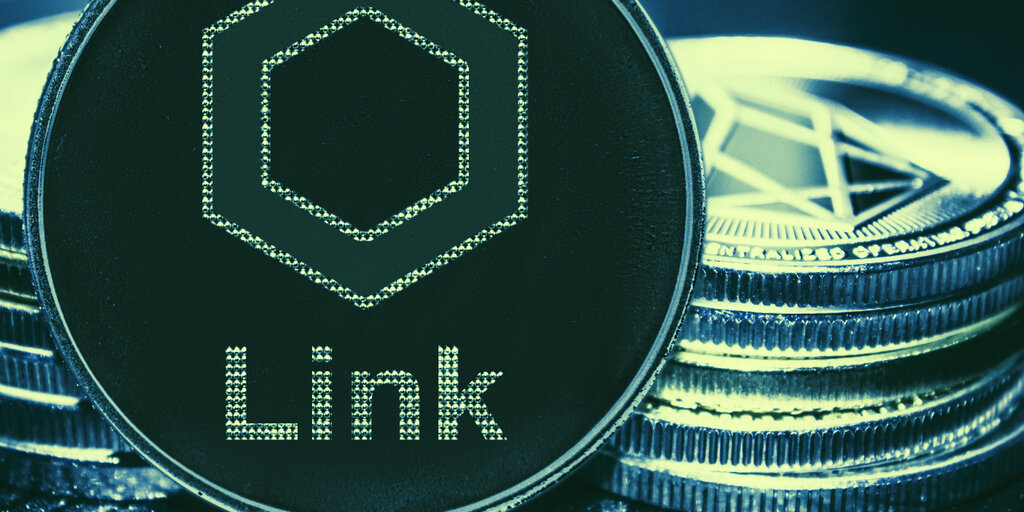 Chainlink price booms for third weekend in a row