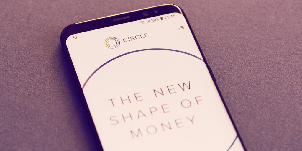 USD Coin Backer Circle Set To Go Public With $4.5 Billion SPAC Deal
