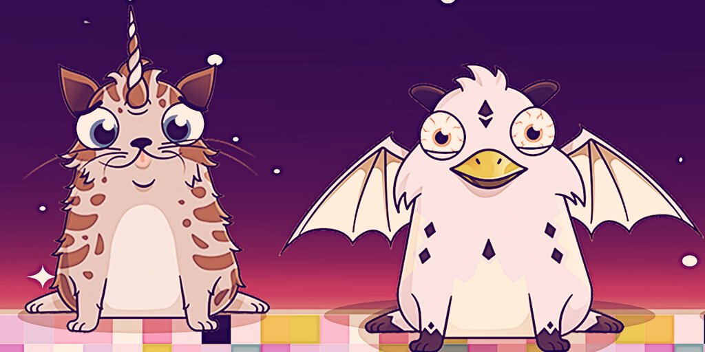 Remember CryptoKitties? Classic Ethereum NFTs Are Soaring in Value
