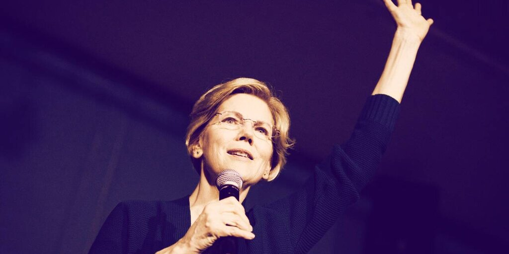 Elizabeth Warren Trashes Bitcoin, Dogecoin and Other Crypto in Senate Hearing