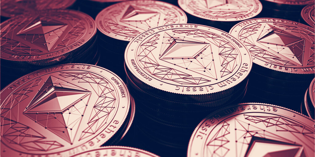 Ethereum Classic Rises 12% to Set New All-Time High