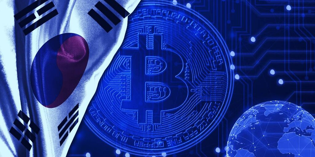 Korea's Bitcoin Premium Returns After Falling to Zero