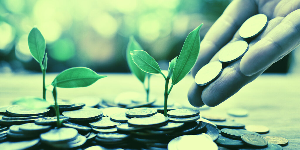 DeFi market cap hits $8 billion