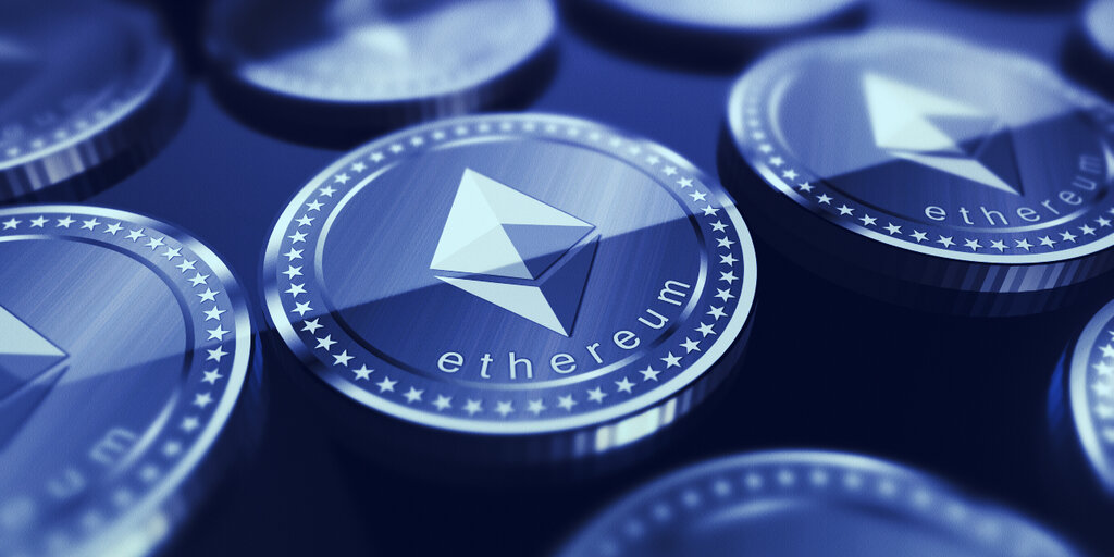 Ethereum Price Passes Another Milestone - Decrypt