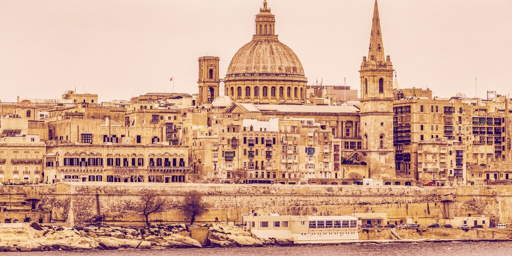 'Blockchain Island' Strategy Led to $70 Billion Passing Through Malta: Report