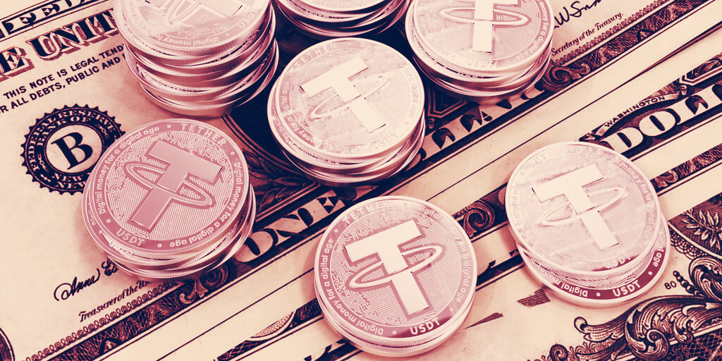 Tron loses $1 billion Tether to Ethereum in chain swap