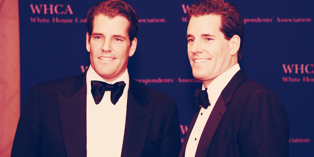 Winklevoss-backed Gemini to list Chainlink, price soars 15 percent - Decrypt