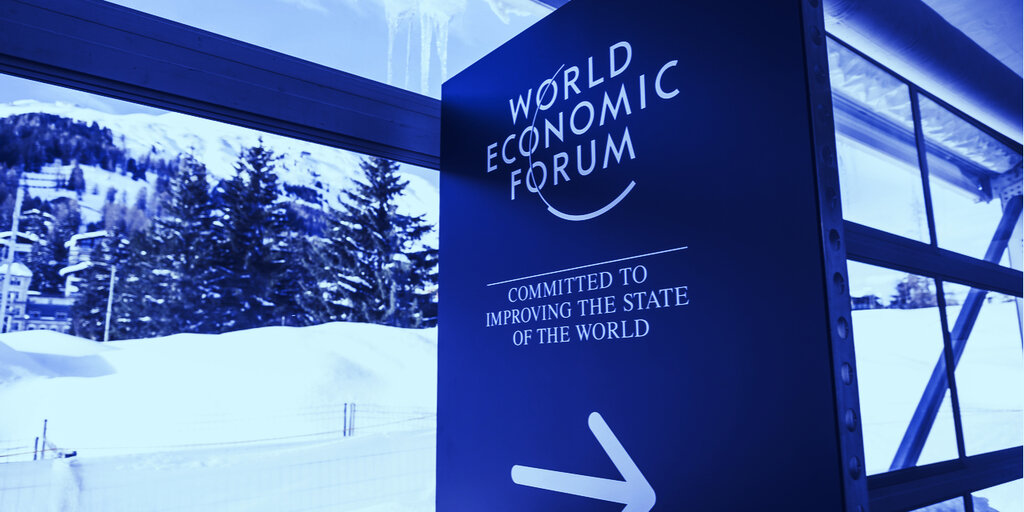 WEF will now read you your (blockchain) rights - Decrypt