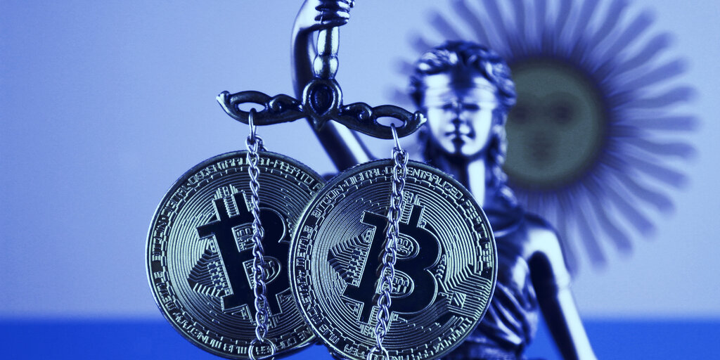 Argentina is cracking down on local Bitcoin trading