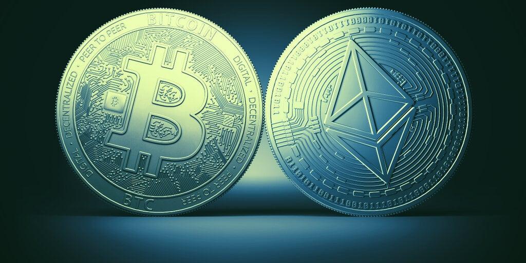 Ethereum Q3 Volume Dwarfs Bitcoin's, Fueled by DeFi
