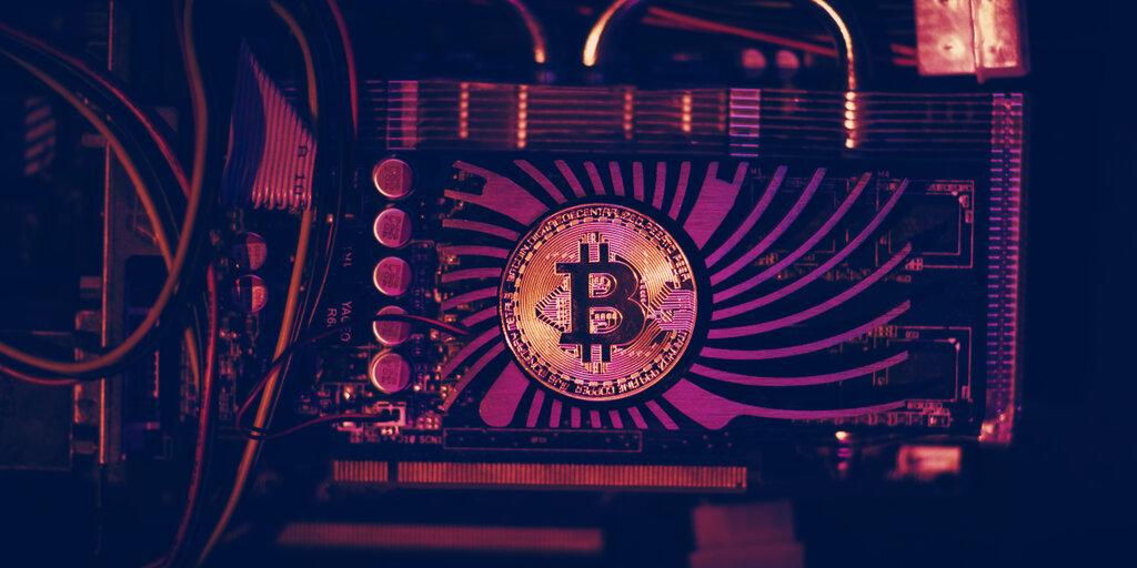 Bitcoin hashrate is tanking. Nobody panic