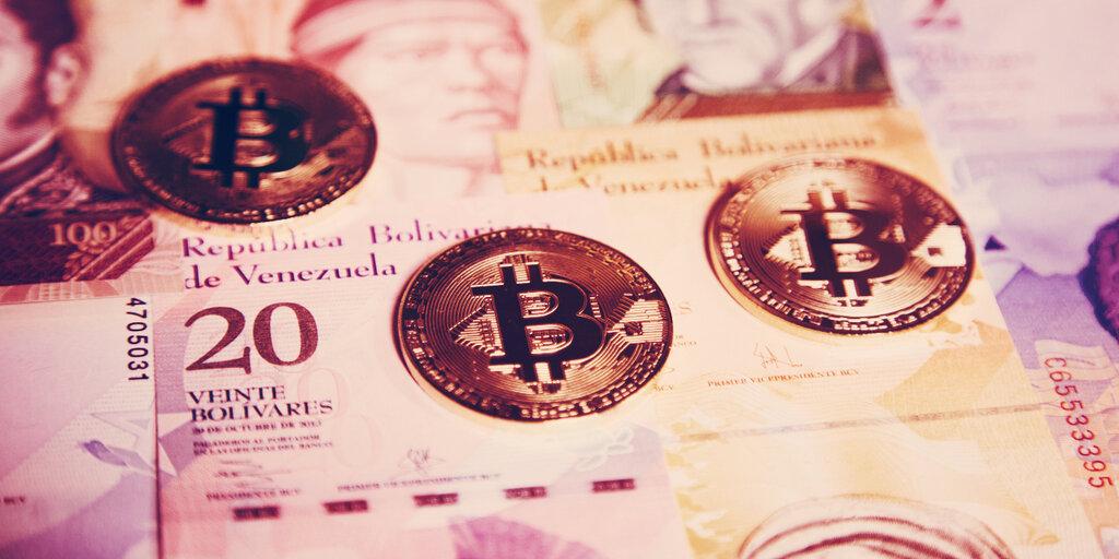 El acuerdo de la ONU con Venezuela ilustra por qué Maduro necesita tener reservas de Bitcoin - Decrypt