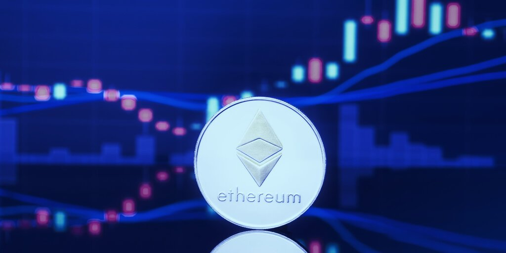 Ethereum falls below $200 in crypto market selloff - Decrypt