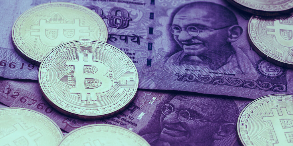 India central bank gives green light for crypto firm bank accounts
