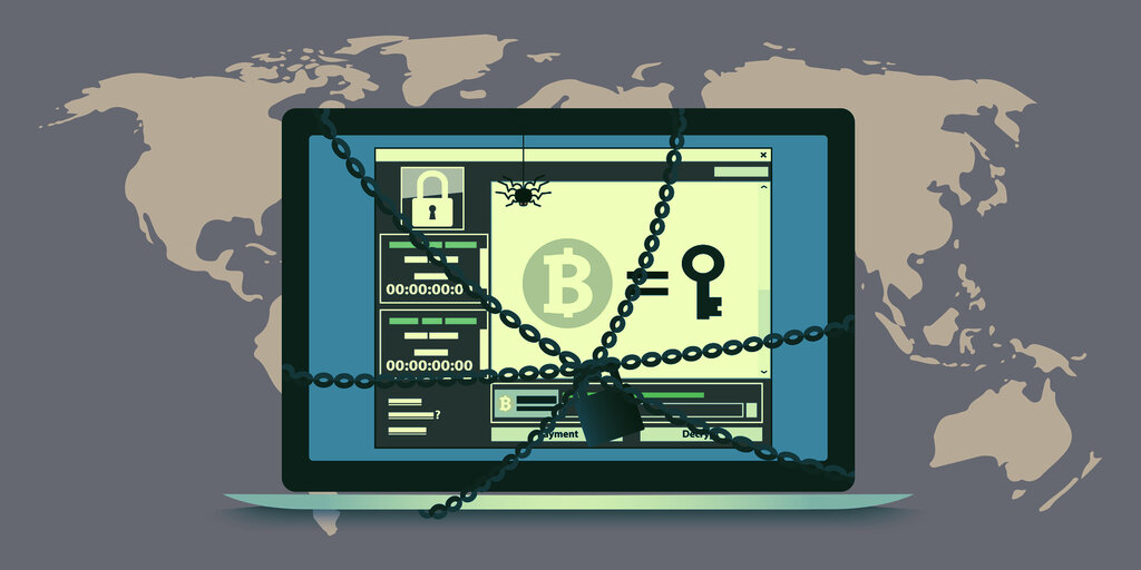 New ransomware is spreading that charges $1,300 in Bitcoin