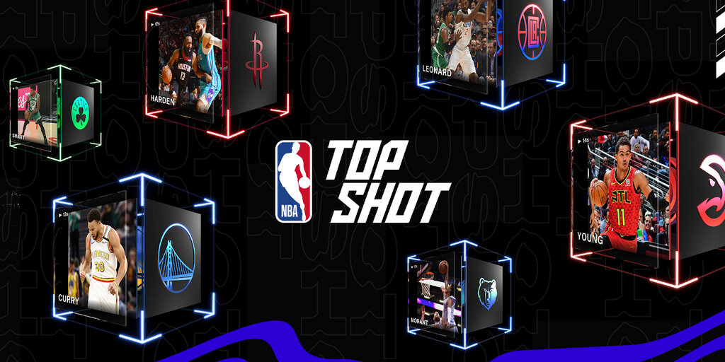 NBA Top Shot launches in beta with tokenized, collectible highlights - Decrypt